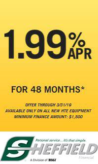 Hustler Turf Equipment - 1.99% APR for 48 Months