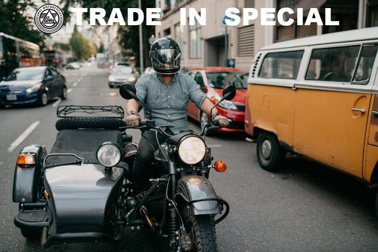 Ural Russian Motorcycles Ural Motorcycles - Trade In Special