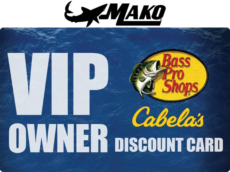 Mako - VIP Owner Discount Card