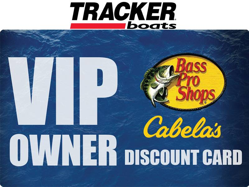 Tracker - VIP Owner Discount Card