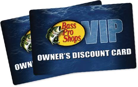 Nitro - Bass Pro Shops VIP Discount Card with NITRO Boat Purchase