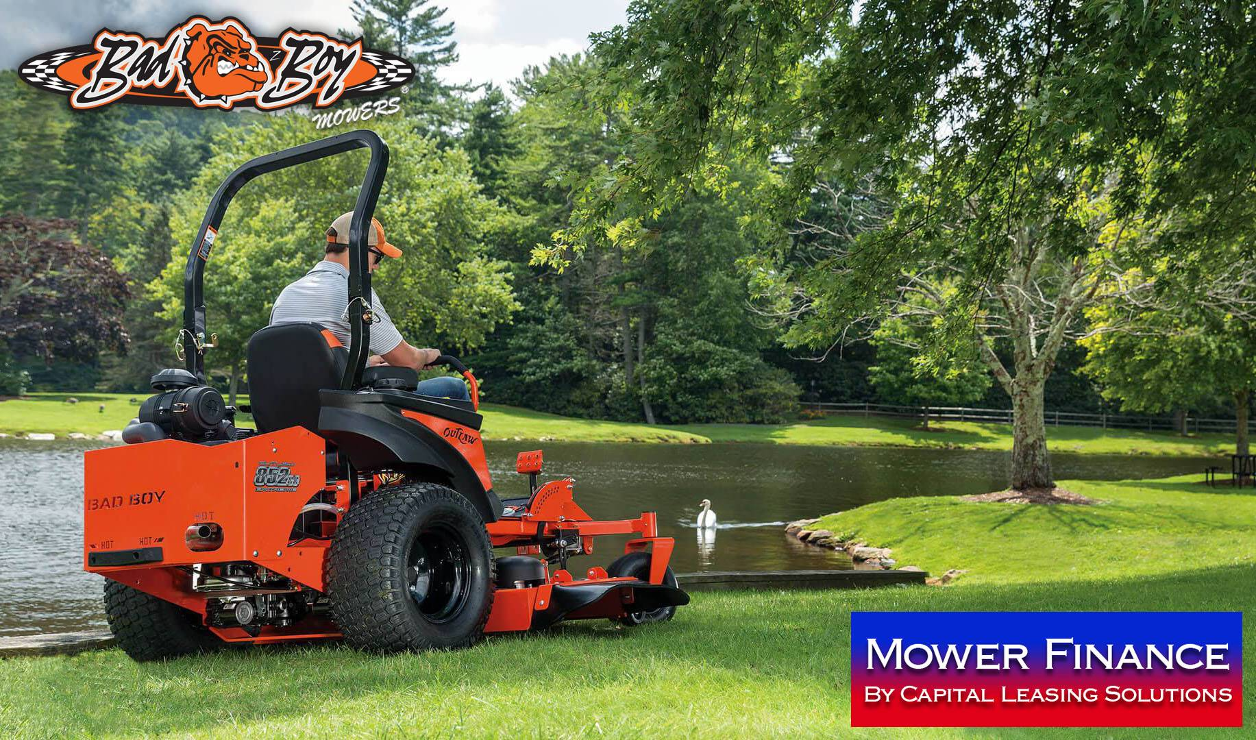 Bad Boy Mowers - Mower Finance