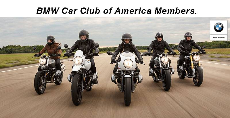 BMW - BMW Car Club of America Members.