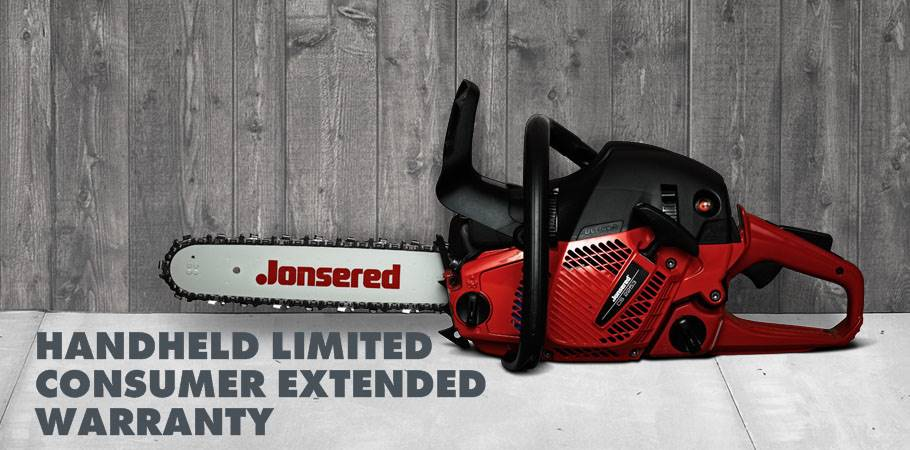 Jonsered Extended Warranty