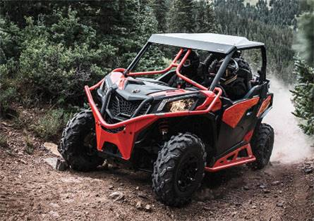 Can-Am - Ready To Ride Sales Event - Maverick Rebates