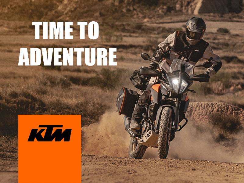 KTM - Time To Adventure