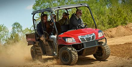 KIOTI Utility Vehicle Rebate