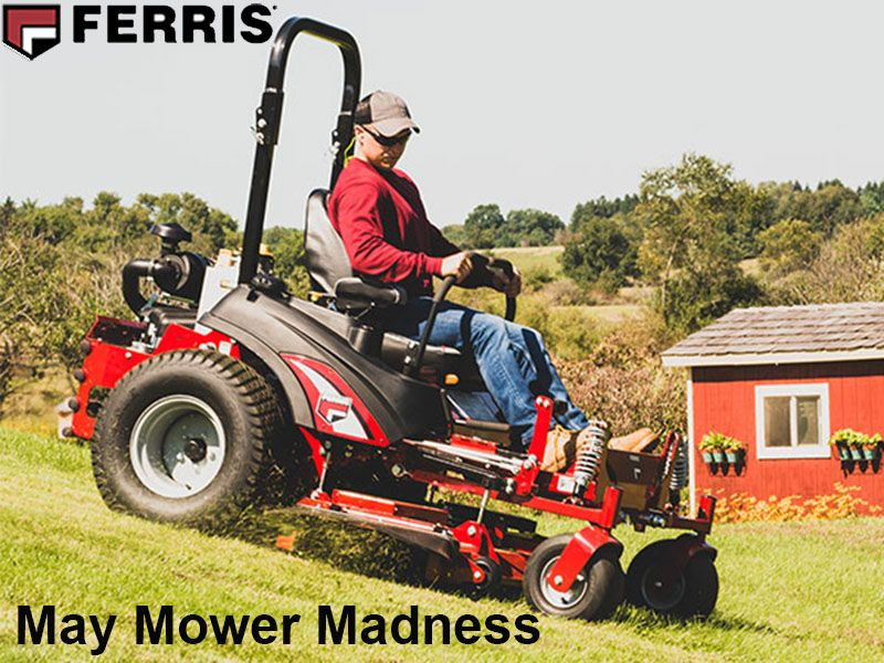 Ferris Industries - May Mower Madness