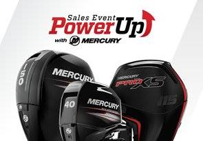 Mercury Marine - PowerUp Sales Event