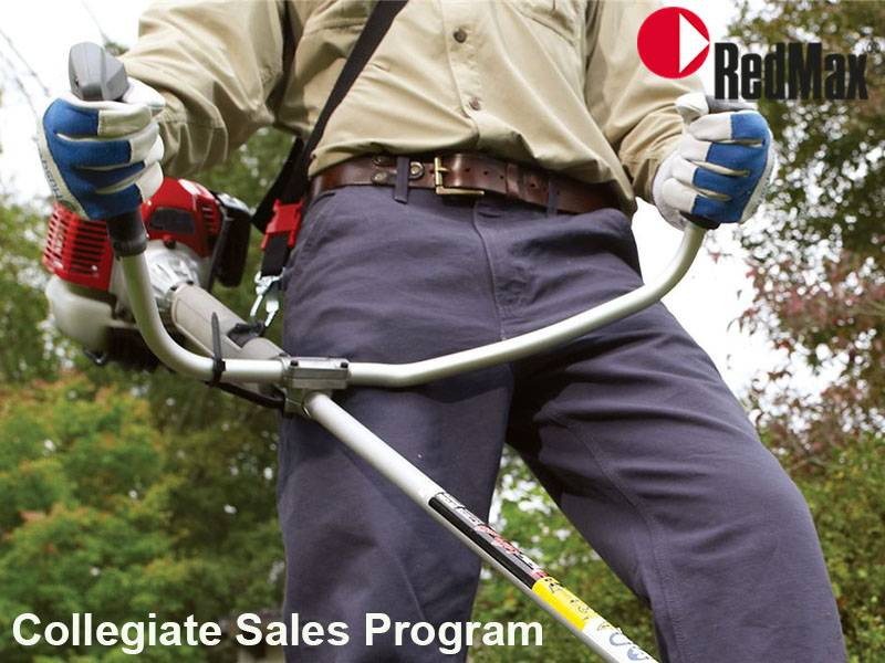 RedMax - Collegiate Sales Program