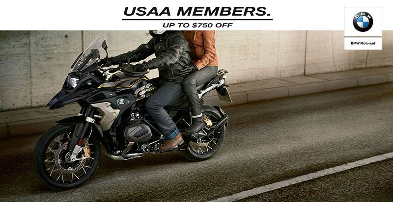 BMW - USAA Members Purchase Offer