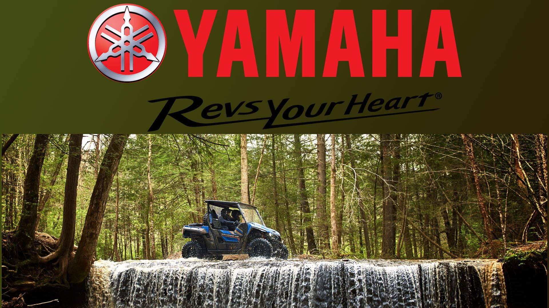 Yamaha - Utility ATV