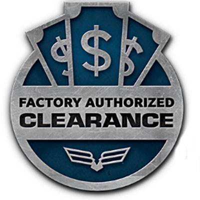 Bad Boy Buggies (Textron) - FACTORY AUTHORIZED CLEARANCE