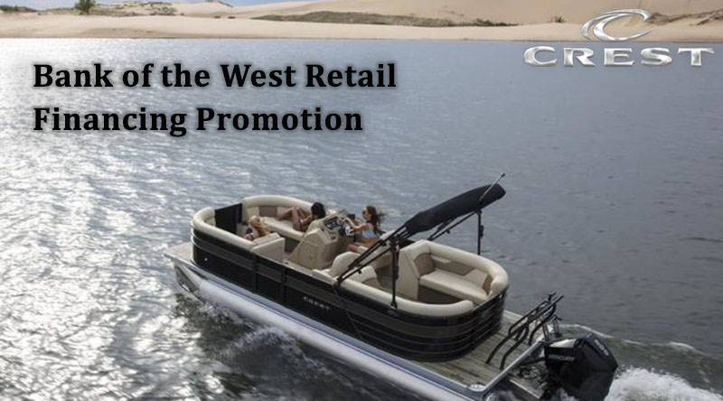 Crest - Bank of the West Retail Financing Promotion