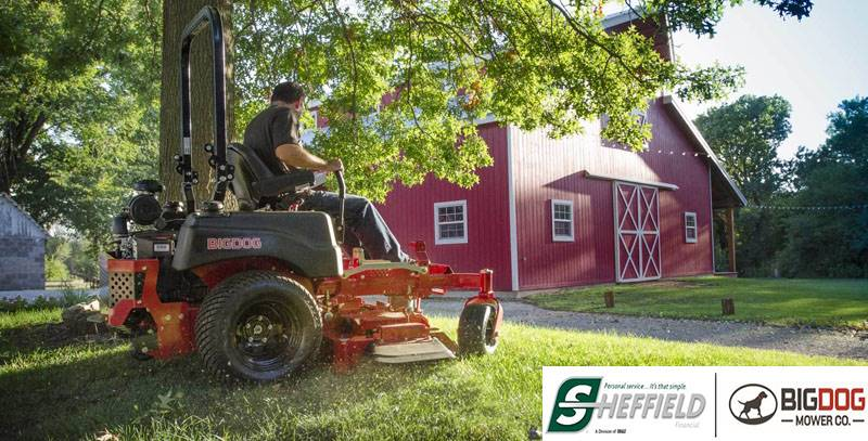 Big Dog Mower - Sheffield Installment Credit Programs