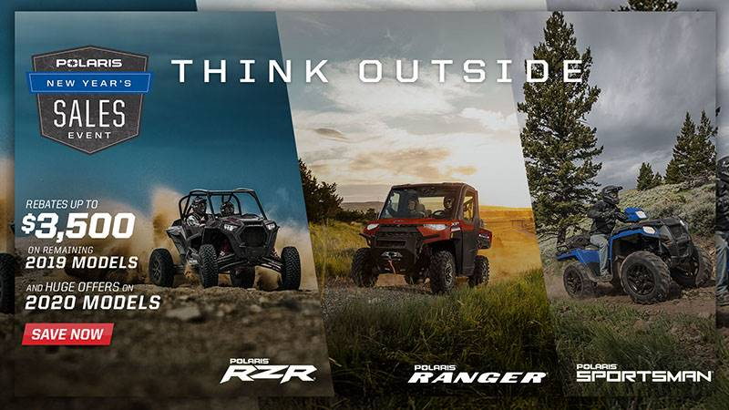 Polaris - New Year's Sales Event - Offroad