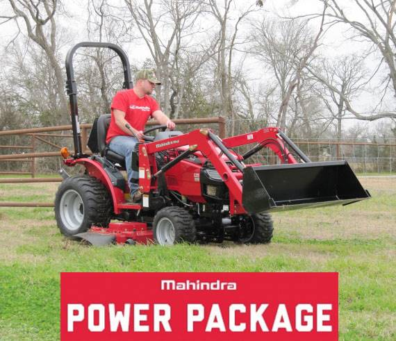 Mahindra - Power Package