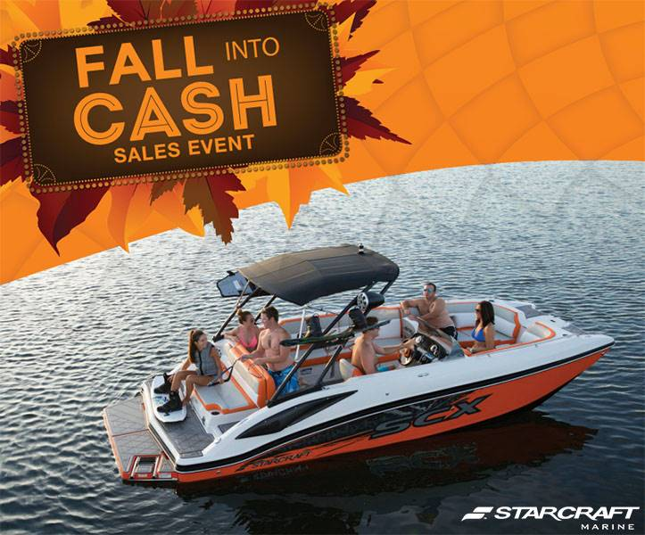 Starcraft - Fall Into Cash Sales Event