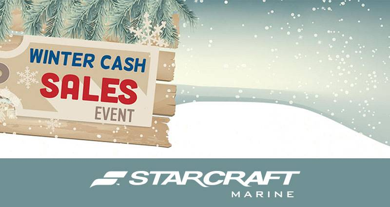 Starcraft - Winter Cash Sales Event