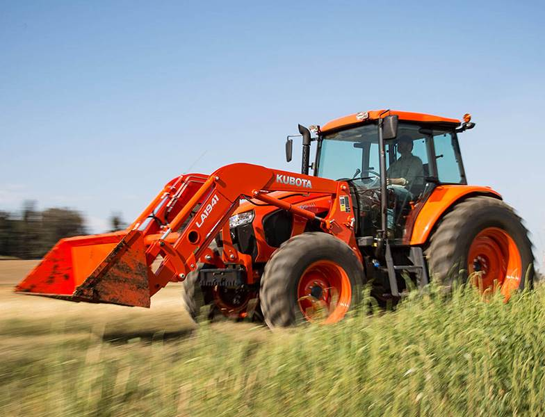 Kubota - Customer Instant Rebates (CIR) - Tractors