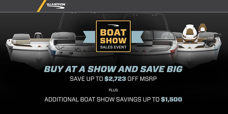 Glastron - Boat Show Sales Event