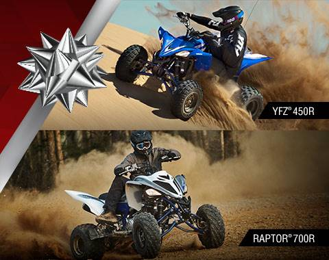 Yamaha Sport ATV - Current Offers and Financing