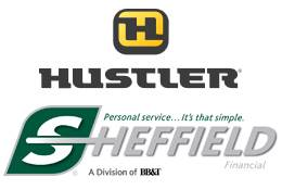 Hustler Turf Equipment 0% for 12 Months!