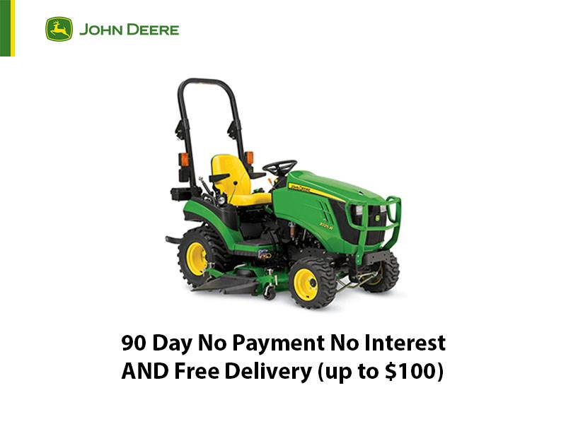 John Deere - 90 Day No Payment No Interest and Free Delivery (up to $100)