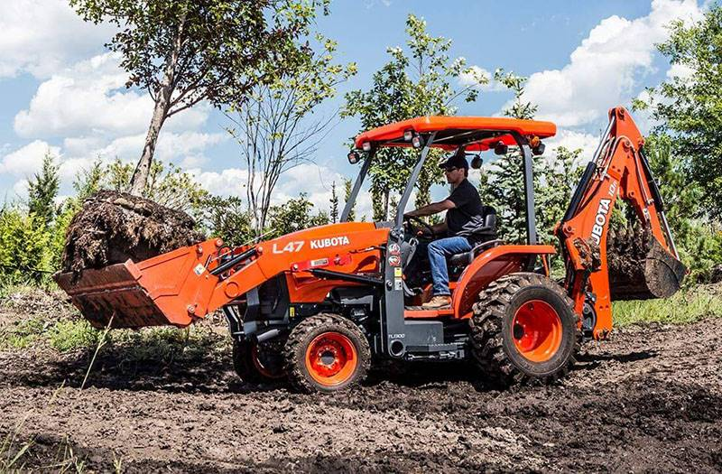 Kubota - Special Offers on TLB Tractors