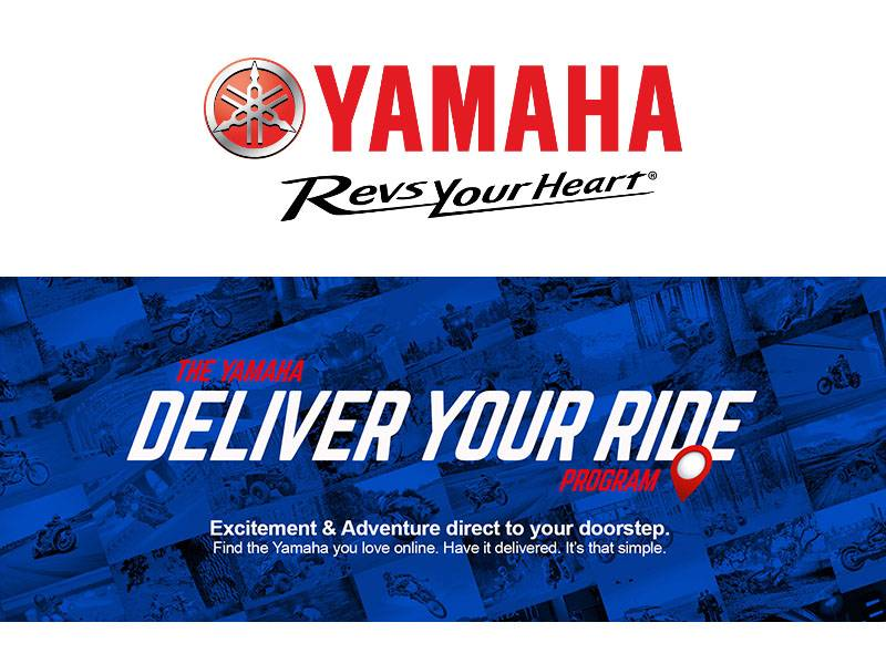 Yamaha - Deliver Your Ride Program