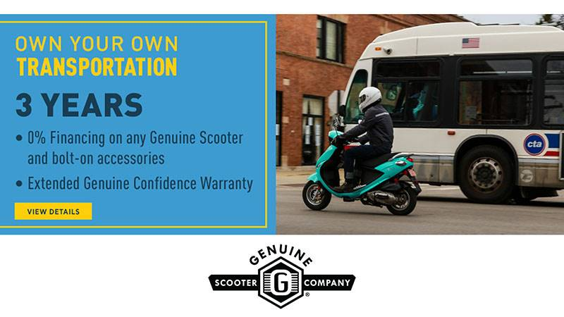 Genuine Scooters - Own Your Own Transportation