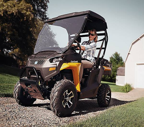 Cub Cadet - Save on Challeger 400 UTVs