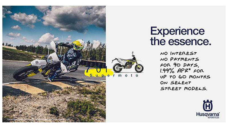 Husqvarna - No Interest, No Payments for 90 Days