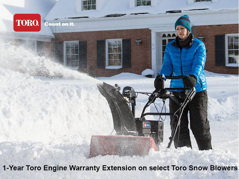 Toro - 1-Year Toro Engine Warranty Extension*