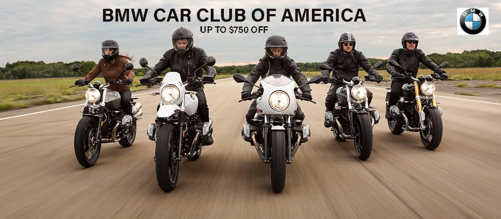 BMW - BMW Car Club of America Members Program
