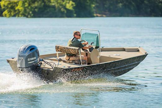 New 2019 Alweld 1860VVCC MXL Power Boats Outboard in Perry