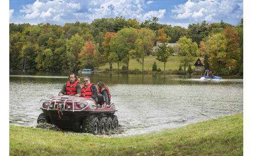 2017 Argo Avenger 8x8 LX in Francis Creek, Wisconsin
