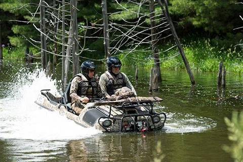 2018 Argo Avenger 8x8 Huntmaster in Francis Creek, Wisconsin