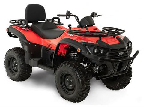 2019 Argo Xplorer XRT 500 in Francis Creek, Wisconsin - Photo 1
