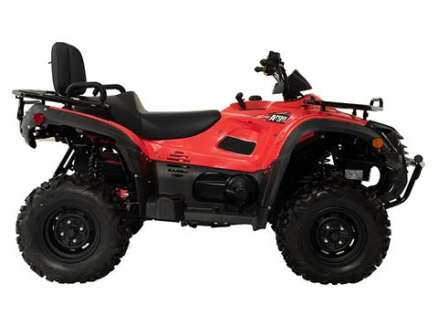 2019 Argo Xplorer XRT 500 in Francis Creek, Wisconsin - Photo 2