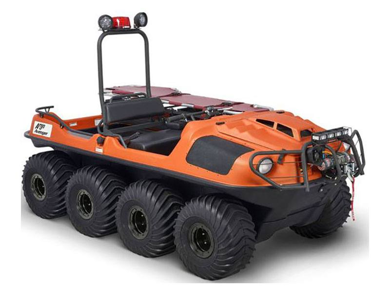 2019 Argo Avenger Pro 800 XT Responder in Francis Creek, Wisconsin - Photo 1