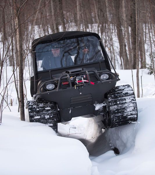 2019 Argo Frontier 700 Scout 6x6 in Hillsborough, New Hampshire