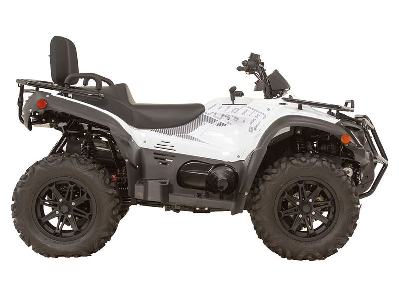 2020 Argo Xplorer XRT 500 LE in Mio, Michigan - Photo 2