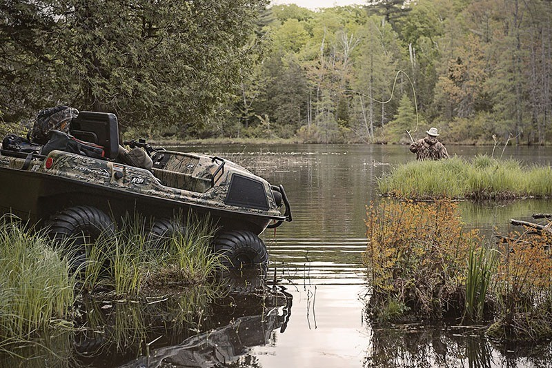 2020 Argo Frontier 700 Scout 8x8 in Francis Creek, Wisconsin - Photo 2