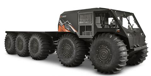 2021 Argo Sherp ARK XTX in Hillsborough, New Hampshire