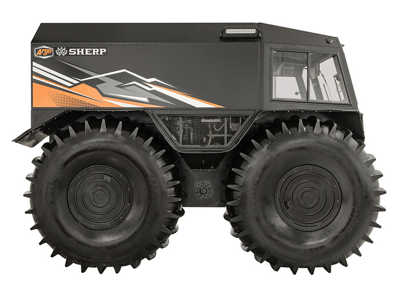 2021 Argo Sherp Pro XT in Howell, Michigan - Photo 2