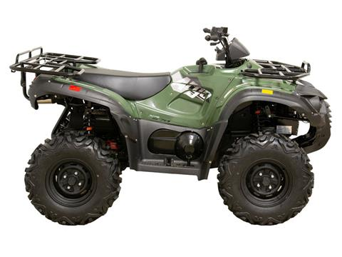 2021 Argo Xplorer XR 570 in Hazelhurst, Wisconsin - Photo 2