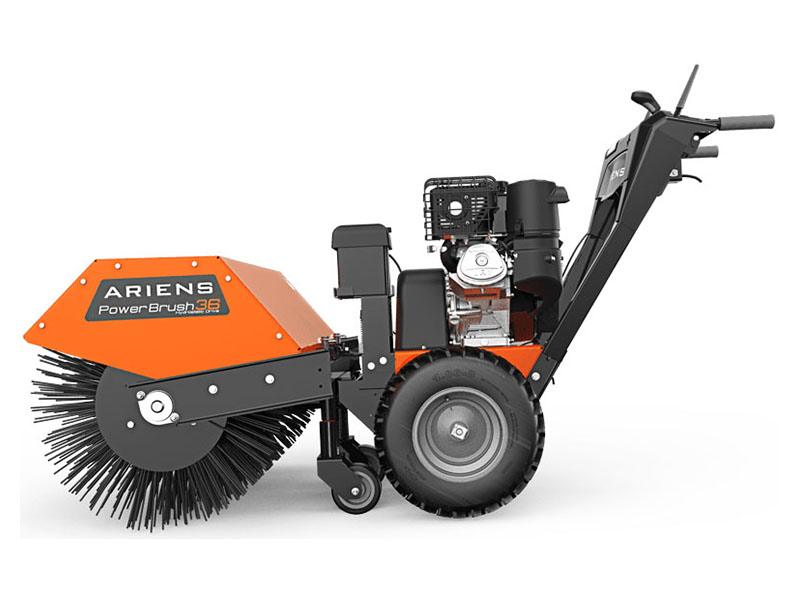 Ariens Power Brush 36 in Columbia City, Indiana - Photo 2