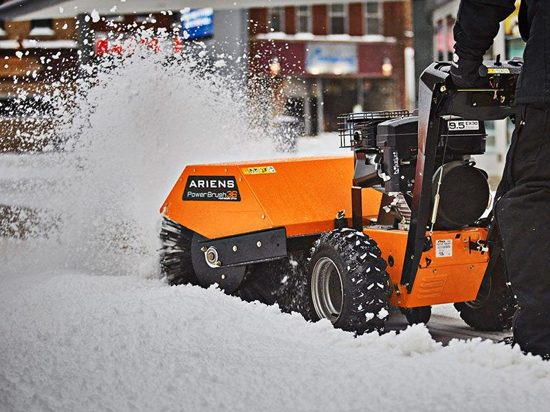 Ariens Power Brush 36 in Columbia City, Indiana - Photo 9