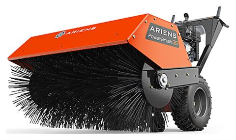 Ariens Power Brush 36 (Subaru) in Jasper, Indiana